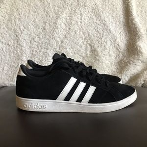 Adidas Neo Comfort Footbed Black Size 6